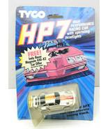 Vintage 1987 Tyco HP7 Porsche 911 Racing Car #6938 High Performance Slot... - $88.81