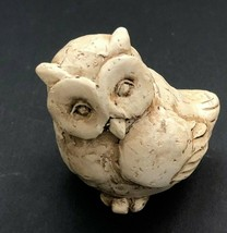 "Owl Mini Figurine Small 1.5"" Bird  - $9.99"