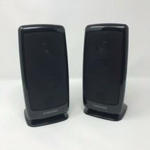 Samsung Satellite Rear Speakers Left & Right Model PS-RBD3252 / 3B - $26.61