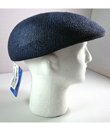 Pendleton Newsboy Cap Mens Size Large Dark Blue Hat - $44.50