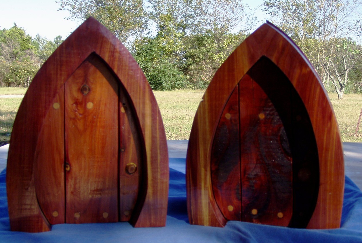 Gnome Doors for your Garden