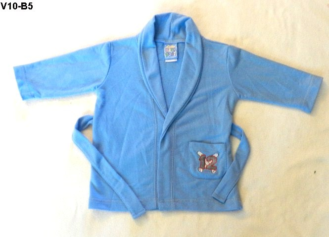 V10 blue bathrobe2