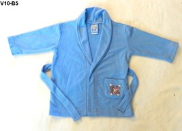 V10 blue bathrobe2 thumb200