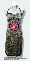 """26"""" x 30"""" Apron - MARINES - One Size Fits Most - New in Package - $11.95"""