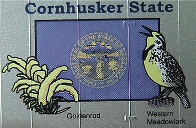 Micro Trains 02100390 Nebraska State Series