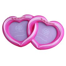 Double Heart 3 X 2 Valentine Frame - $17.50