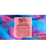 16- Wonder Wafers COTTON CANDY~ Scent~Amazingly... - $6.92