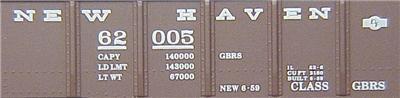 Micro Trains 106010 NH Gondola 62005