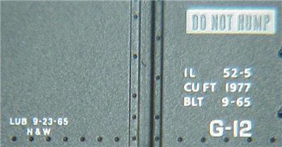 Micro Trains 105080 NW Gondola 98863