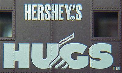 Micro Trains 100120 Hershey Hugs Caboose 4011
