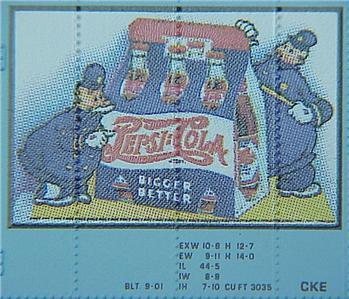Micro Trains 69140 Pepsi Cops Reefer 69015