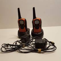 2 Uniden GMR648-2CK 2-Way Radio Walkie Talkies with Chargers - $23.00