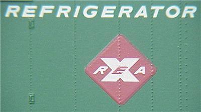 Micro Trains 52020 REA Reefer 7215