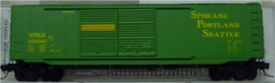 Micro Trains 34040 SP&S 50' Boxcar 14499