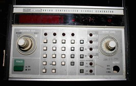 Fluke 6010A Synthesized Signal Generator - $190.00