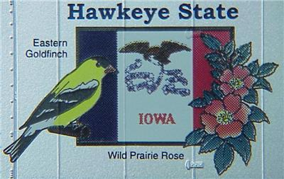 Micro Trains 21380 Iowa State Series