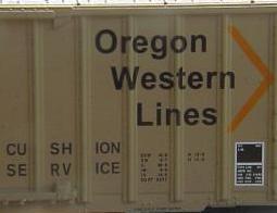 Micro Trains NSC 07.115 Oregon Western Lines 4244