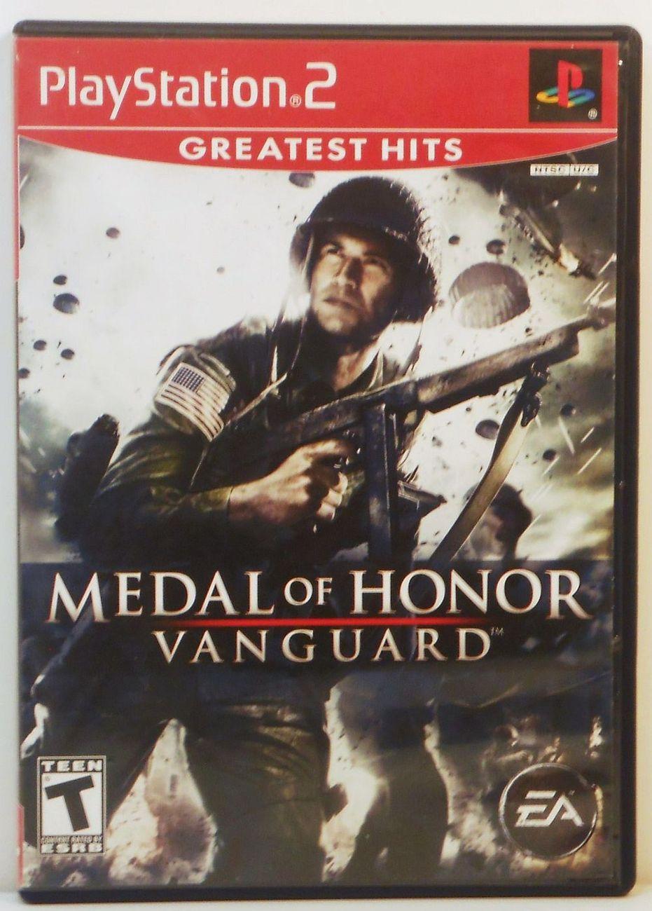 Ps2 vanguard moh 1