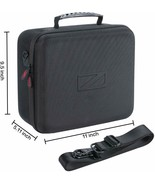 Nintendo Switch-Fit Case Pro Controller Joy-Con Console Hard Carrying - $82.22