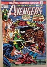 THE AVENGERS #121 (1974) Marvel Comics  FINE- - $9.89