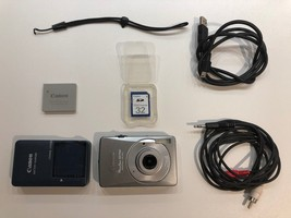 Canon PowerShot SD750 7.1MP Megapixel Digital Camera - TESTED - $39.99