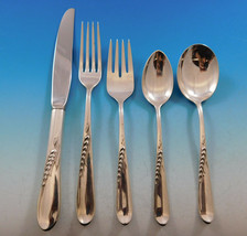 Silver Wheat by Reed & Barton Sterling Silver Flatware Service 6 Set 33 Pieces  - $1,595.00