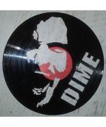 VINYL PLANET ART DIME PANTERA Home Record Unique Decor upcycled 12'' - $28.23