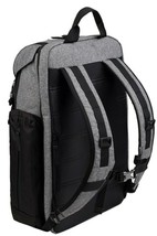 """UNDER ARMOUR UA PROJECT ROCK REGIMENT BACKPACK """"THE ROCK"""" BLACK/GREY NEW W/TAGS image 2"""