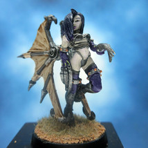 Painted Privateer Press Miniature Harpy I - $52.15