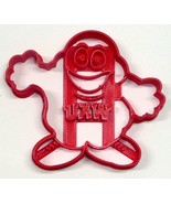 Western Kentucky University WKU Big Red Cookie Cutter Made in USA PR4138 - $2.99