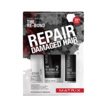 Matrix Total Results Re-Bond Shampoo, Conditioner, Pre-Conditioner - $28.64