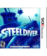 Nintendo 3DS - Steeldiver - $12.00