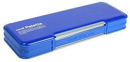 P1000BT300 Mitsubishi pencil case Uni palette casement blue - $15.79