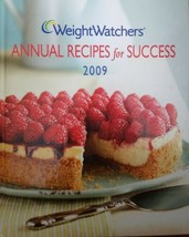 NEW - Weight Watchers Annual Recipes for Success 2009 by Quinlivan - $9.49