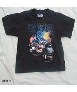 TNT Texas Rattlesnake Stone Cold Steve Austin Size 7 Black Tee Shirt - $6.99