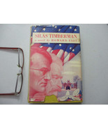 Howard Fast Author Signed Novel Fiction Silas Timberman Red Scare 1954 - $17.74