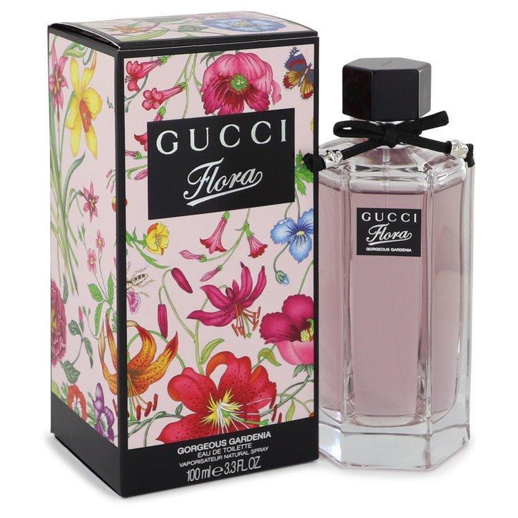 Gucci flora gorgeous gardenia perfume