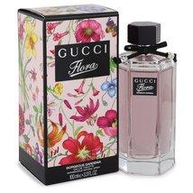 Gucci Flora Gorgeous Gardenia 3.3 Oz Eau De Toilette Spray image 1