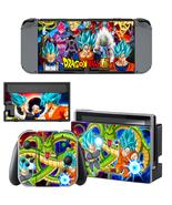 Nintendo Switch Console Joy-Con Skin Dragon Bal... - $9.50