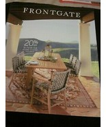 FRONTGATE CATALOG JUNE 2019 BRAND NEW - $9.99