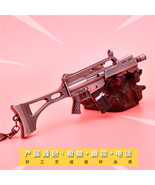 Fortnight Battle Royale Gun Keychain Toy Metal Action Figure Model Toy 3... - $13.89