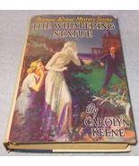 Nancy Drew Mysyery Story The Whispering Statue 1937 Book Carolyn Keene - $11.95