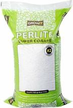 Hydrofarm Grow!T #2 Perlite, Soil-less Super Garden Course, 4 Cu Ft   JS... - $80.47