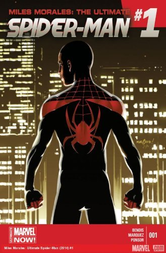Miles Morales Ultimate Spider-man #1 [Comic] [Jan 01, 2014] Brian Michael Bendis