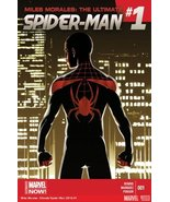 Miles Morales Ultimate Spider-man #1 [Comic] [Jan 01, 2014] Brian Michae... - $15.00