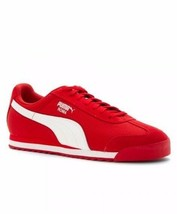 Puma Roma Ripstop Suede 36197302 Red Classic Casual Men - $64.95