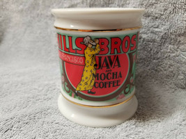 1982 The Corner Store Porcelain Mug Collection HILLS BROS. Coffee Cup  B... - $9.00