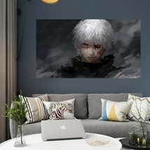 3D Tokyo Ghoul Face D165 Japan Anime Wall Stickers Wall Mural Decals Wendy - $19.22+