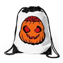 Halloween Pumpkin Drawstring Bags - $31.00