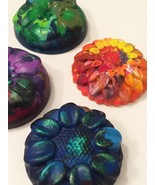 Recycled Crayon: Flower (Large) - $3.00